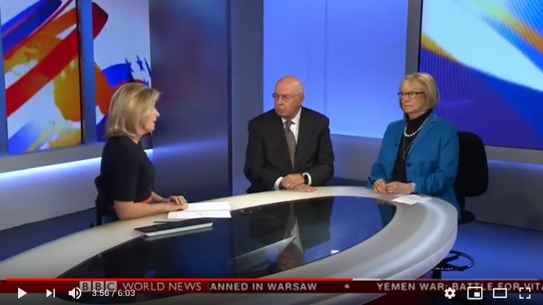 Analysis of the Midterm Election (BBC Interview)
